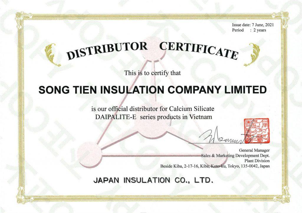 JIC Distributor Official