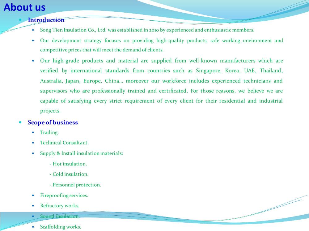 Công ty TNHH Cách Nhiệt Sông Tiền